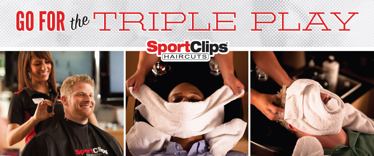 The Sport Clips Haircuts of Pittsford Triple Play